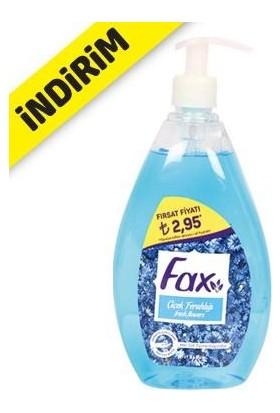 Fax Çiçek Ferahlığı Sıvı Sabun 750 Ml