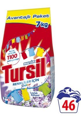 Tursil Çamaşır Deterjanı Leylak Color 7 kg