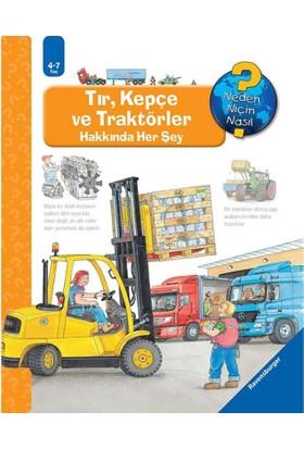Mikado Yayınları Ravensburger Maksi Tır Kepçe Ve Traktörler Hakkında Herşey