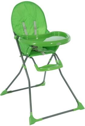 Papetto Pratik Mama Sandalyesi Yeşil