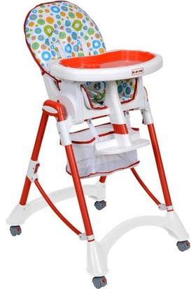 Papetto Mack Mama Sandalyesi Kırmızı