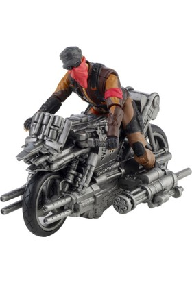 Terminator Motor Ve Figür