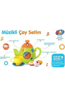 Adali Pal Baby Müzikli Çay Setim - Türkçe Konuşuyor
