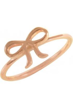 Goldstore 14 Ayar Altın Fiyonk Figürlü Eklem Yüzüğü Grf36968 30