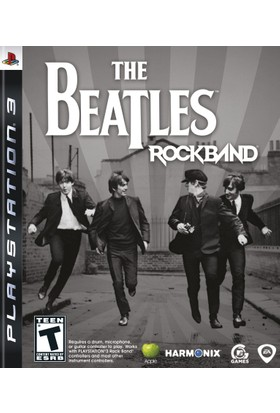 The Beatles Rock Band Ps3