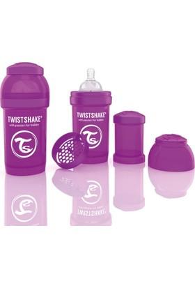 Twistshake Anti-Colic Biberon 180 Ml Mor