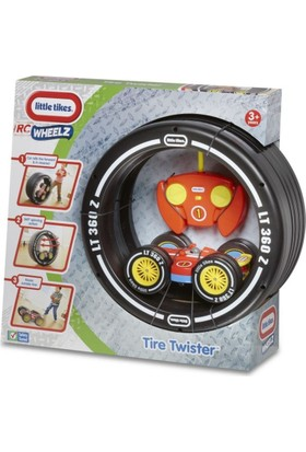 Little Tikes Twister Kumandalı Araç