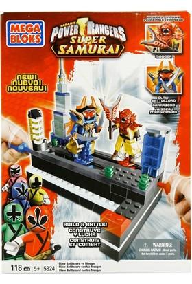 Mega Bloks Power Rangers Mını Megazord Battle Oyun Seti
