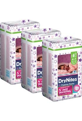 Huggies Dry Nites Gece Külodu Kız Small Beden 3 Adet