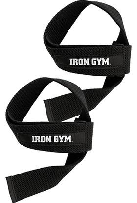 Iron Gym IRB.CE6318 Lifting Straps Grip Bar Kaldırma Kayışı