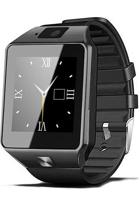 Everest Ever Watch EW-504 Bluetooth Akıllı Saat Siyah