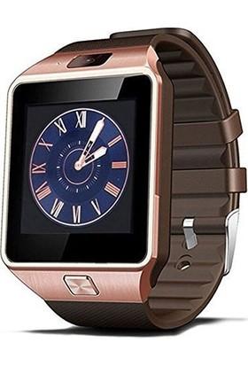 Everest Ever Watch EW-504 Bluetooth Smart Watch Gold Akıllı Saat
