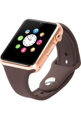 Everest Ever Watch EW-505 Bluetooth Smart Watch Gold Akıllı Saat