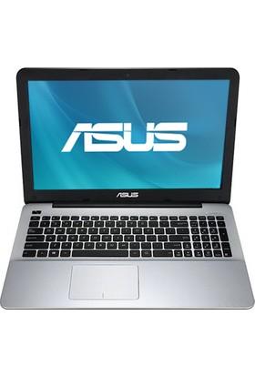 """Asus K555UB-XO099D Intel Core i5 6200U 4GB 1TB GT940M Freedos 15.6"""" Taşınabilir Bilgisayar"""