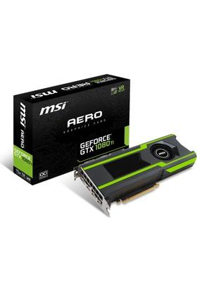 MSI NVIDIA GeForce GTX 1080 Ti AERO 11G OC 11GB 352 bit GDDR5X DX(12) PCI-E 3.0 Ekran Kartı (GTX 1080 Ti AERO 11G OC)