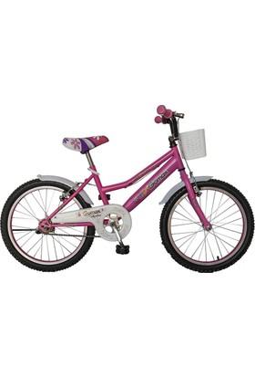 Gomax 20 Jant Kız Bisikleti Pembe 2016