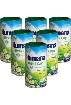 Humana Karışık Bitki Çayı 200 gr - 6'lı