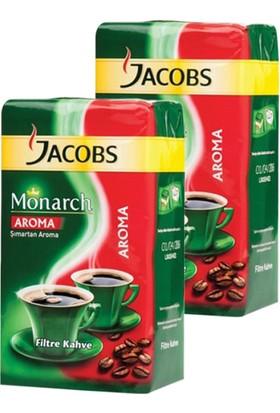 Jacobs Monarch Aroma Filtre Kahve 500 gr x 2 Adet