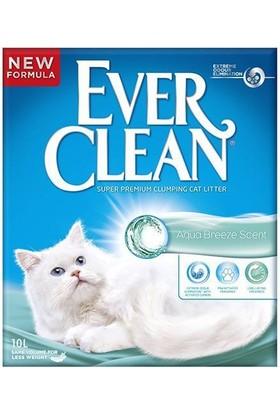 Ever Clean Aqua Breeze Okyanus Esintisi Kokulu Topaklaşan Kedi Kumu 10 Lt