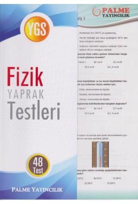 Palme YGS Fizik Yaprak Test 48 Test