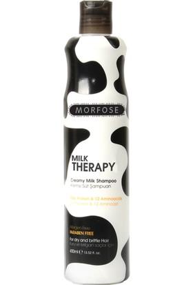 Morfose Milkshake Therapy Süt Şampuan 400Ml.