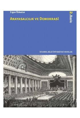 Anayasalcılık Ve Demokrasi-Ergun Özbudun