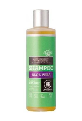 Urtekram Organik Şampuan- Kepekli Saçlar için- Aloe Veralı 250 ml.