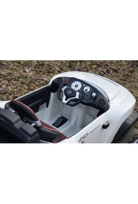 Henes T870 - Elektrikli 4x2 Off Road 24V Control Panel
