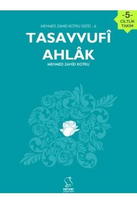 Tasavvufi Ahlak 5 Kitap Takım - Mehmed Zahid Kotku