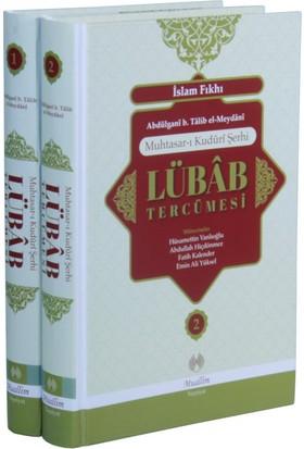 Muhtasar Kuduri Şerhi İslam Fıkhı (2 Cilt) Lübab Tercümesi - Abdullah Hiçdönmez
