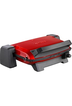 Vestel Sefa T2500 Kırmızı Tost Makinesi