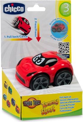 Chicco Turbo Hızlı Araba Kırmızı