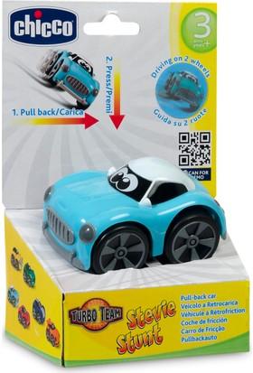 Chicco Turbo Hızlı Araba Mavi