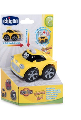 Chicco Turbo Team Taxi Araba