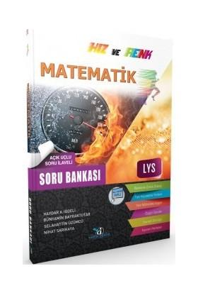 Yayın Denizi Yayınları LYS Hız ve Renk Matematik Açık Uçlu Soru İlaveli Soru Bankası