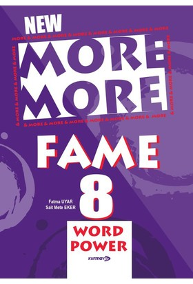 Kurmay More & More 8.Sınıf Word Power