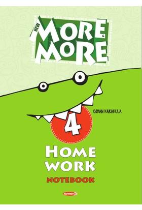 Kurmay Yayınları 4.Sınıf More&More Homework