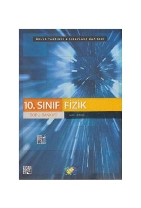FDD 10.Sınıf Fizik Soru Bankası