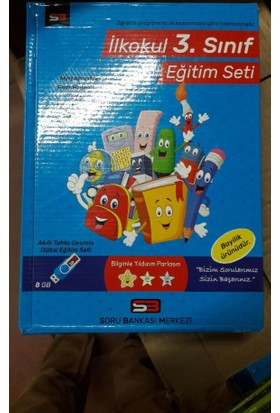 Sbm Yayıncılık 3. Sınıf Eğitim Seti