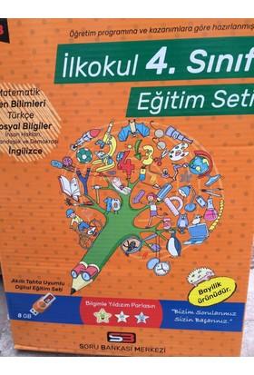 Sbm Yayıncılık 4. Sınıf Eğitim Seti
