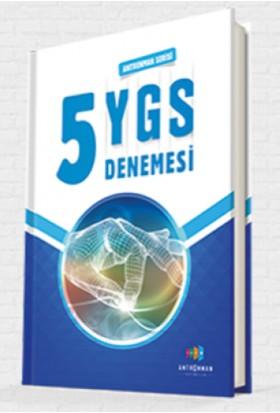 Antrenman Yayınları YGS 5 Deneme