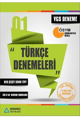 YGS Türkçe Denemeleri SıradışıAnaliz Yayınları