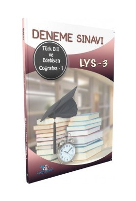 Yayın Denizi Yayınları LYS 3 Türk Dili ve Edebiyatı Coğrafya 1 5 li Deneme Sınavı