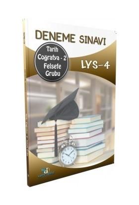 Yayın Denizi Yayınları LYS 4 Tarih Coğrafya 2 Felsefe Grubu 5 li Deneme Sınavı