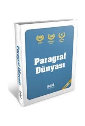 İsabet Yayınları Tüm Sınavlar İçin Paragraf'ın Dünyası