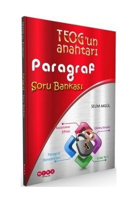 Merkez Yayınları 8. Sınıf TEOG'un Anahtarı Paragraf Soru Bankası