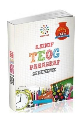 Başarı Küpü Yayınları 8. Sınıf TEOG Paragraf 25 Deneme
