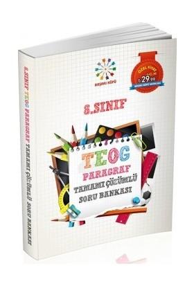 Başarı Küpü Yayınları 8. Sınıf TEOG Paragraf Tamamı Çözümlü Soru Bankası