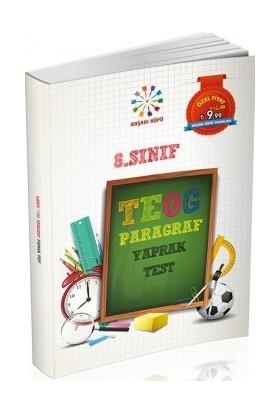 Başarı Küpü Yayınları 8. Sınıf TEOG Paragraf Yaprak Test