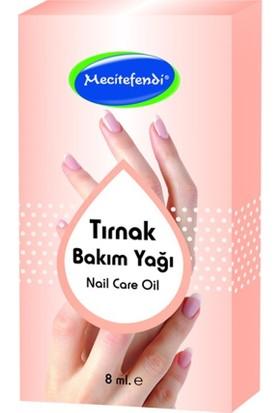 Mecitefendi Tırnak Bakım Yağı Nail Care Oil 8ml